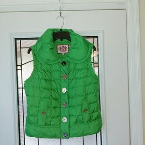Juicy Couture Puffer Vest